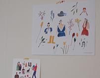 illust oneday class_the pari design
