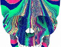 Skull for Tokyo Arts Club