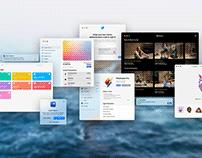 macOS Monterey Concept