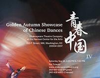 青春中国 4 | Chinese Dances | Poster Design