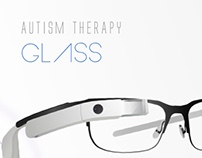 2017 - autism therapy glass side-project