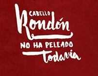 Poster design: Cabello Rondón no ha peleado todavía