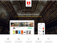 MyReater.com - Book Recommendation Platform