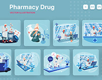 M201_Pharmacy Drug Illustrations