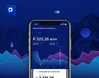 LKR — Finance App & Dashboard