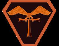 Terrahawks Logo
