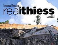 Thiess Indonesia - 2013 Internal Magazine