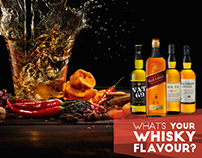 Brandhouse Whisky Integrated Campaign