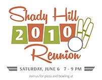 Shady Hill School Alumni Event Invitation