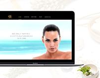 Oceanic Gold - UI Design
