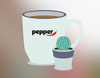 Absolutely Positively Pepper (Internal Launch)