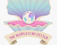 Pearl of Wisdom (Print & Sticker Design)