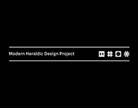 Modern Heraldic Design Project