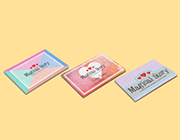 Magical Story / Employee Business Cards