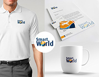 Brand Identity Options - Smart World