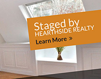 Hearthside Realty - Website