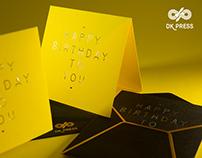 生日賀卡 Birthday Card   良卡印記