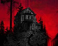Horror book.