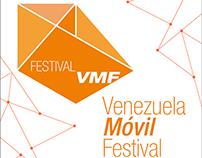 Venezuela Móvil Festival: Branding