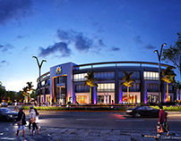 Paradise Mall | IC Group