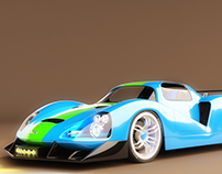 Matra MS630 LeMans Edition