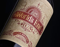 WORLD'S END RUM