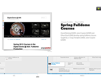 Interactive Timeline - 2014