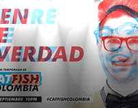MTV's Catfish Colombia