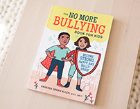 The No More Bullying Book For Kids - Book Illustration