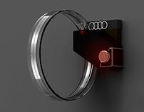 HUDŌR // Audi Faucet
