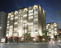 Residential complex Dostar 4