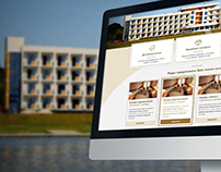 Regatta. Web site for the sport hotel.