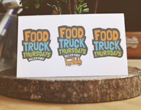 Food Truck Event Branding
