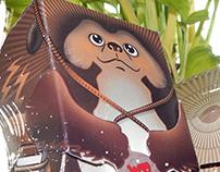 Paper Toy Tanuki