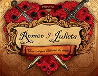 Romeo y Julieta. Obra de danza árabe y teatro.
