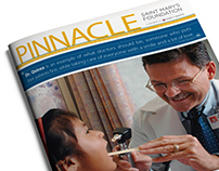 Pinnacle Newsletter • St. Mary's Foundation