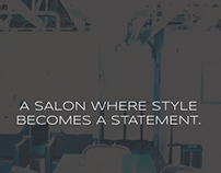 Emerge Modern Salon Website