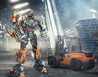 Transformers (Toyota Material Handling)