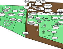 Freelance - Map Design