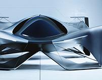 VINDIL - Race Car Concept