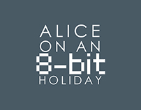 Alice on an 8-Bit Holiday