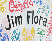 "Jim Flora: ""Create a little piece of excitement"""