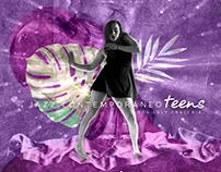 Voler Estudio de danza y arte - Collage digital