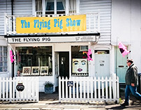 Flying Pig Show 2015