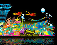 Flotilla Design - Magic of the Night Putrajaya
