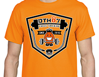 DTH07 Cross Training Shirts
