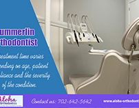 Summerlin Orthodontist | aloha-orthodontics.com