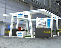Exhibition Stand // Frigo Block