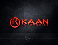Kaan Automobile Logo Tasarımı