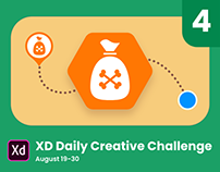 XD Daily Creative Challenge - Day 4